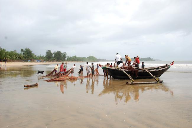 beach Patnem Goa