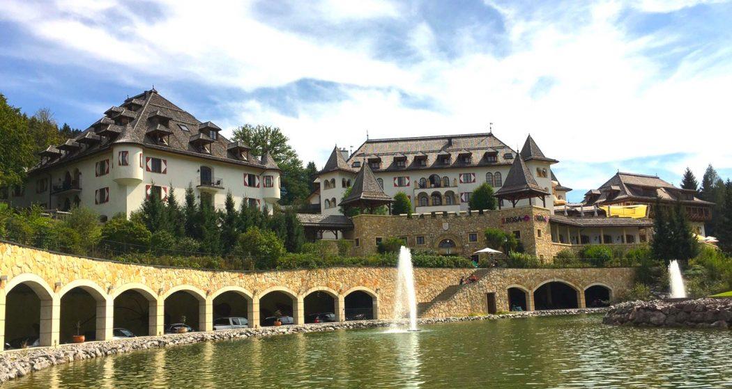 Schlossurlaub Im A Rosa Kitzb 252 Hel Silviaschreibt De