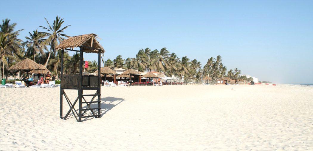 Yoga Und Fitness In Salalah Beach Silviaschreibt De