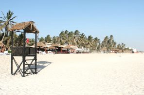 Yoga und Fitness in Salalah Beach
