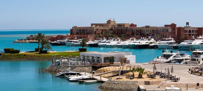Abu Tig Marina in El Gouna (c) FTI Touristik