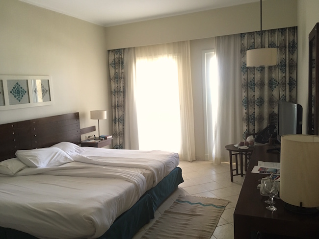 Doppelzimmer Superior im Hotel Mosaique