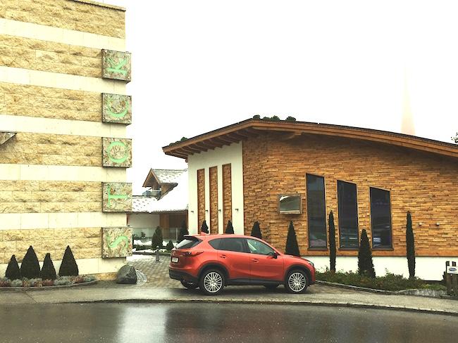 Passt perfekt: Mazda CX-5 & STOCK