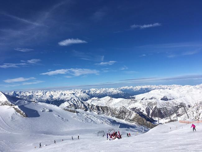 Ein Ski-Träumchen: Hintertux