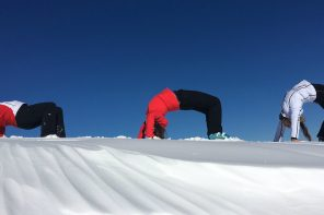 Ski & Yoga / Wellness & CO – Nomen est omen im STOCK resort