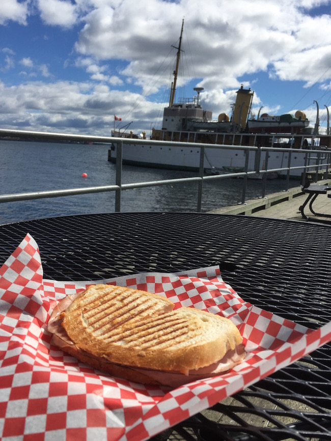 Halifax Lunch