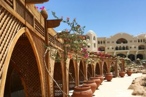Kempinski Hotel Soma Bay – Mein orientalisches 5 Sterne Urlaubsträumchen