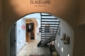 Arthotel Blaue Gans: Nächtigen im Boutiquehotel in Salzburg