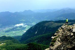 Wandern, Klettern, Biken – Die sportliche Seite von Oberösterreich