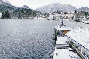 Ein Kleinod am See: Das Seehotel Grundlsee
