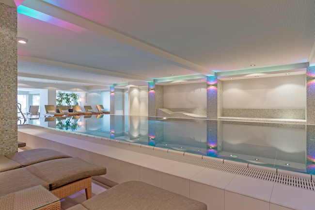 SPA Poolbereich GRB/la pura women's health resort kamptal