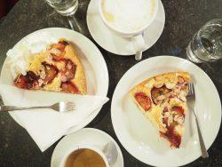 Zwetschgenkuchen cafe jelinek