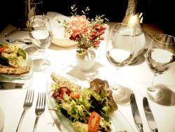 Stanglwirt Abendessen