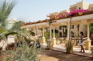 Wiederentdeckt: Kempinski Hotel Soma Bay