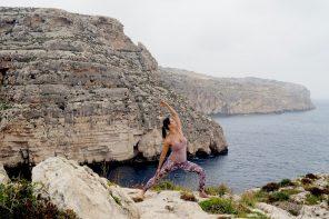 YOGA Magazin – Ein Blick hinter die Kulissen auf Malta