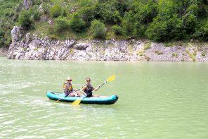 Abenteuer Serbien: 4 Tage Sport & City
