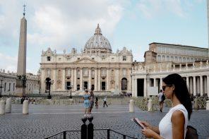 Rom in vier Tagen: 60 Kilometer & 90.000 Schritte