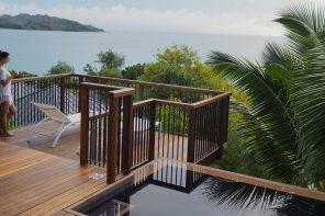 Outstanding Luxury: Nächtigen in der Pool Villa im Raffles Seychelles
