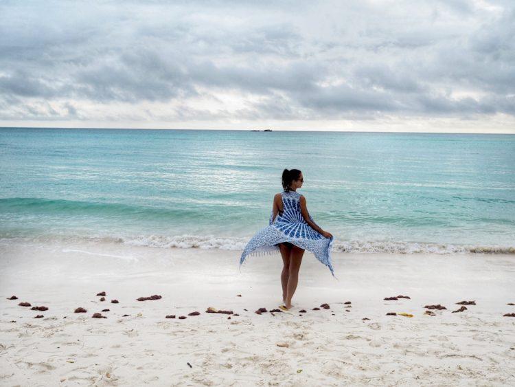 Acajou Beach Resort: Kann ein Strand flauschig sein? | Silviaschreibt.de