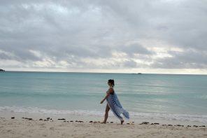 Acajou Beach Resort: Kann ein Strand flauschig sein?