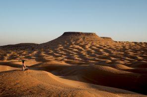 Im tunesischen Wüstencamp: Der Luxus des Einfachen