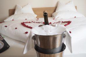 Valentinstag: 5 Hoteltipps für die Auszeit zu Zweit