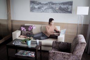 Wyndham Grand Salzburg: Luxus Heringsschmaus im Businesshotel