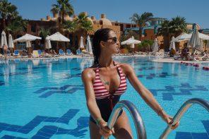Das schlechte Wetter kann mich mal: Badeurlaub im Sheraton Miramar Resort El Gouna