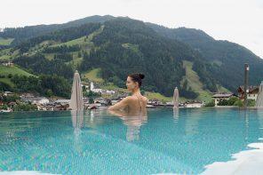 DAS EDELWEISS Salzburg Mountain Resort: Luxus trifft Herzlichkeit