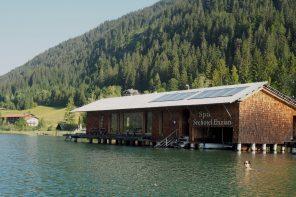 Seehotel Enzian: Die Grande Dame am Weissensee