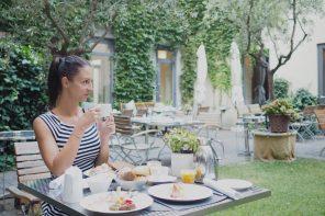 5* Boutiquehotel Das Triest: Ciao bella Ragazza