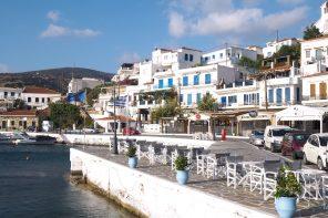 Andros: Griechenland von seiner ursprünglichsten Seite