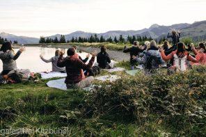Yogafestival Kitzbühel oder als ich meine Komfortzone verließ