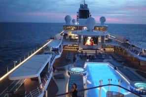 Mein Schiff 2 – Kreuzfahrt trifft Luxus & Yoga