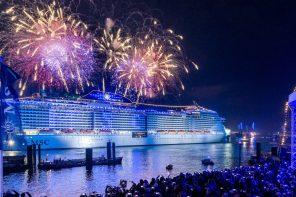 MSC Grandiosa – Erlebnis Schiffstaufe & Einblicke