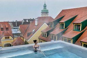 Wellness im Weinviertel: 4* Hotel Althof Retz