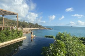 The Ritz-Carlton: Valentine's Day auf Koh Samui