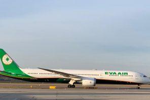 Mit Eva Air nach Bangkok