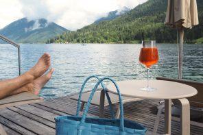 Urlaub am See: Meine 6 Tipps in Österreich