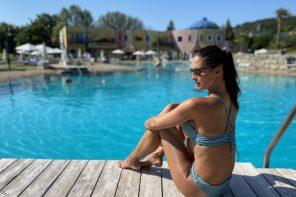 Urlaub, fast wie am Meer im Rogner Bad Blumau