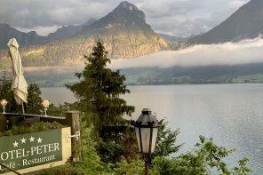 Dinnerdate im Paul der Wirt am Wolfgangsee