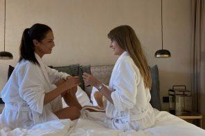 Kowald – Schwesternurlaub im Designhotel in der Therme Loipersdorf