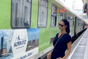Per Alpen-Sylt Nachtexpress an die Nordsee – Meine Tipps für 14 Stunden im Zug