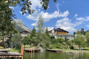 Übergossene Alm Resort: Das Familien Wellness Hotel mit eigenem Almsee