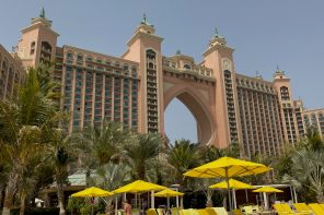 Atlantis The Palm: Not only for families