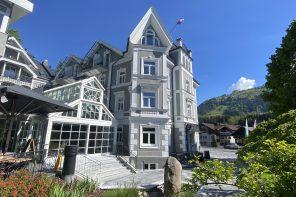 ERIKA Boutiquehotel: Endlich ein Hotel der besonderen Art in Kitzbühel