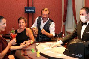 Endlich wieder ausgehen: Casino Salzburg